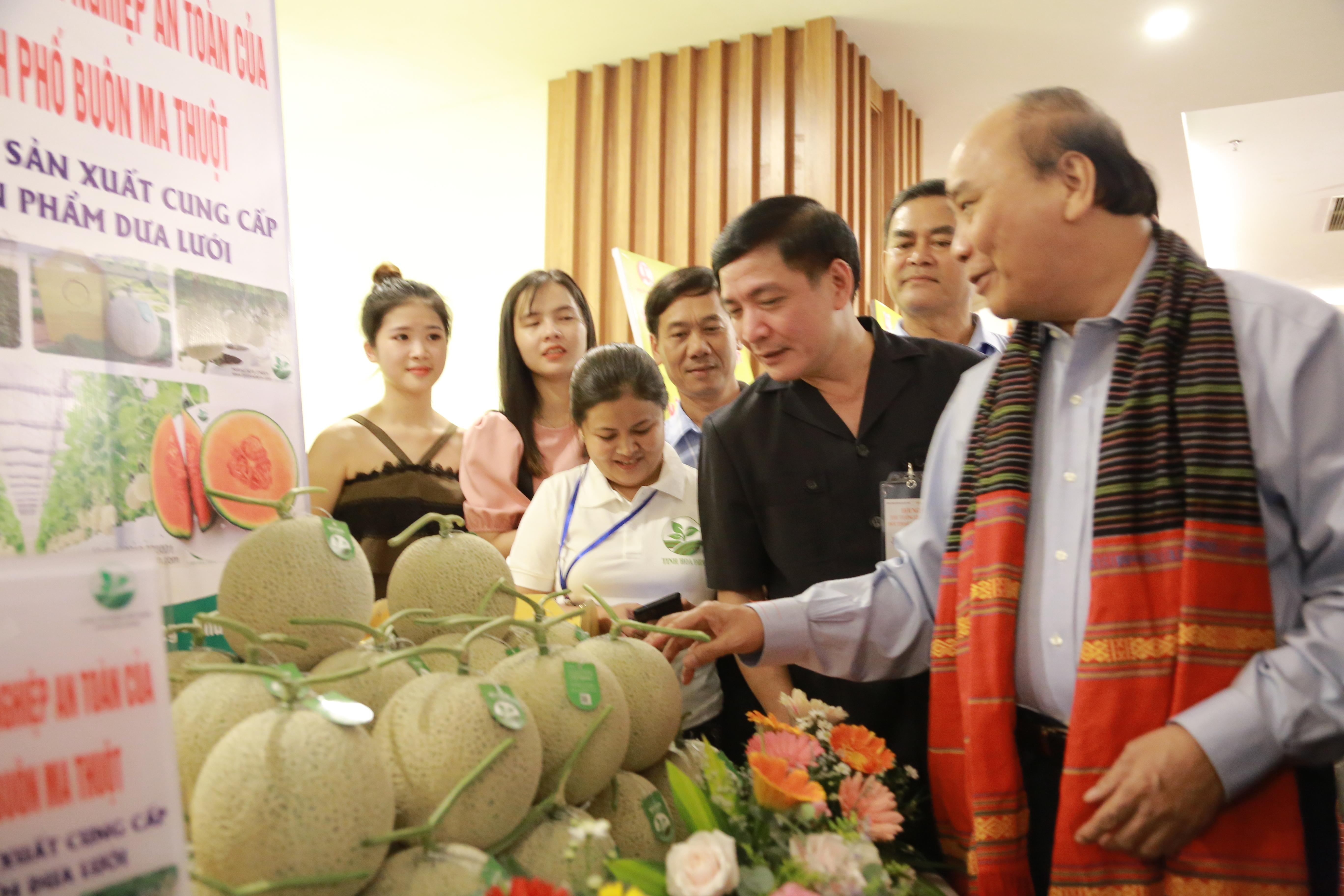 Đắk Lắk có 70 gian hàng tham gia Festival sản phẩm vật tư nông nghiệp, thương mại khu vực miền Trung và Tây Nguyên năm 2020