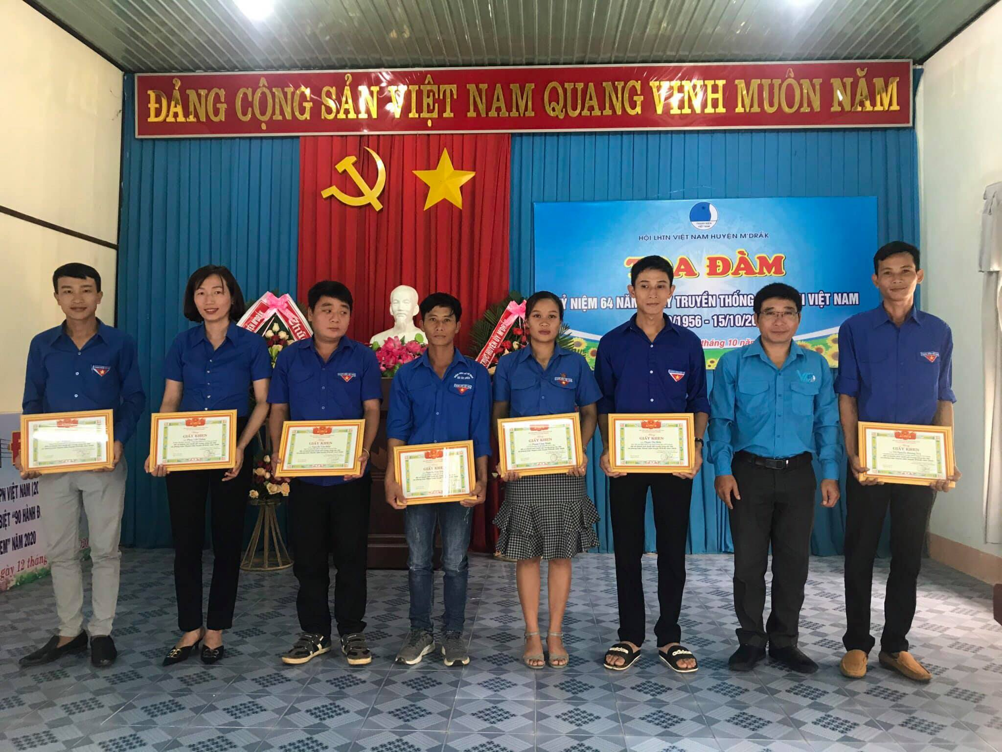 Toạ đàm kỷ niệm 64 năm Ngày truyền thống Hội Liên hiệp Thanh niên Việt Nam (15/10/1956-15/10/2020).