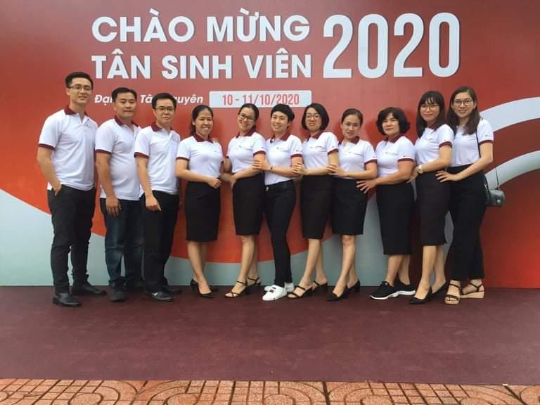 Agribank Phòng Giao dịch Trường Đại học Tây Nguyên sẵn sàng phục vụ tân sinh viên năm 2020
