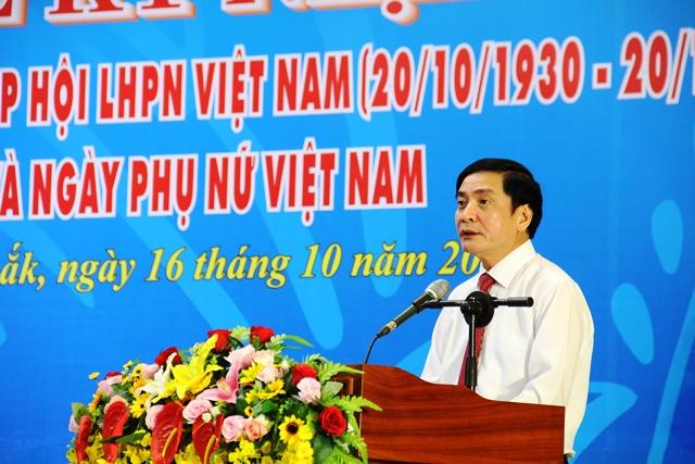 Lễ kỷ niệm 90 năm Ngày thành lập Hội Liên hiệp Phụ nữ Việt Nam và Ngày Phụ nữ Việt Nam