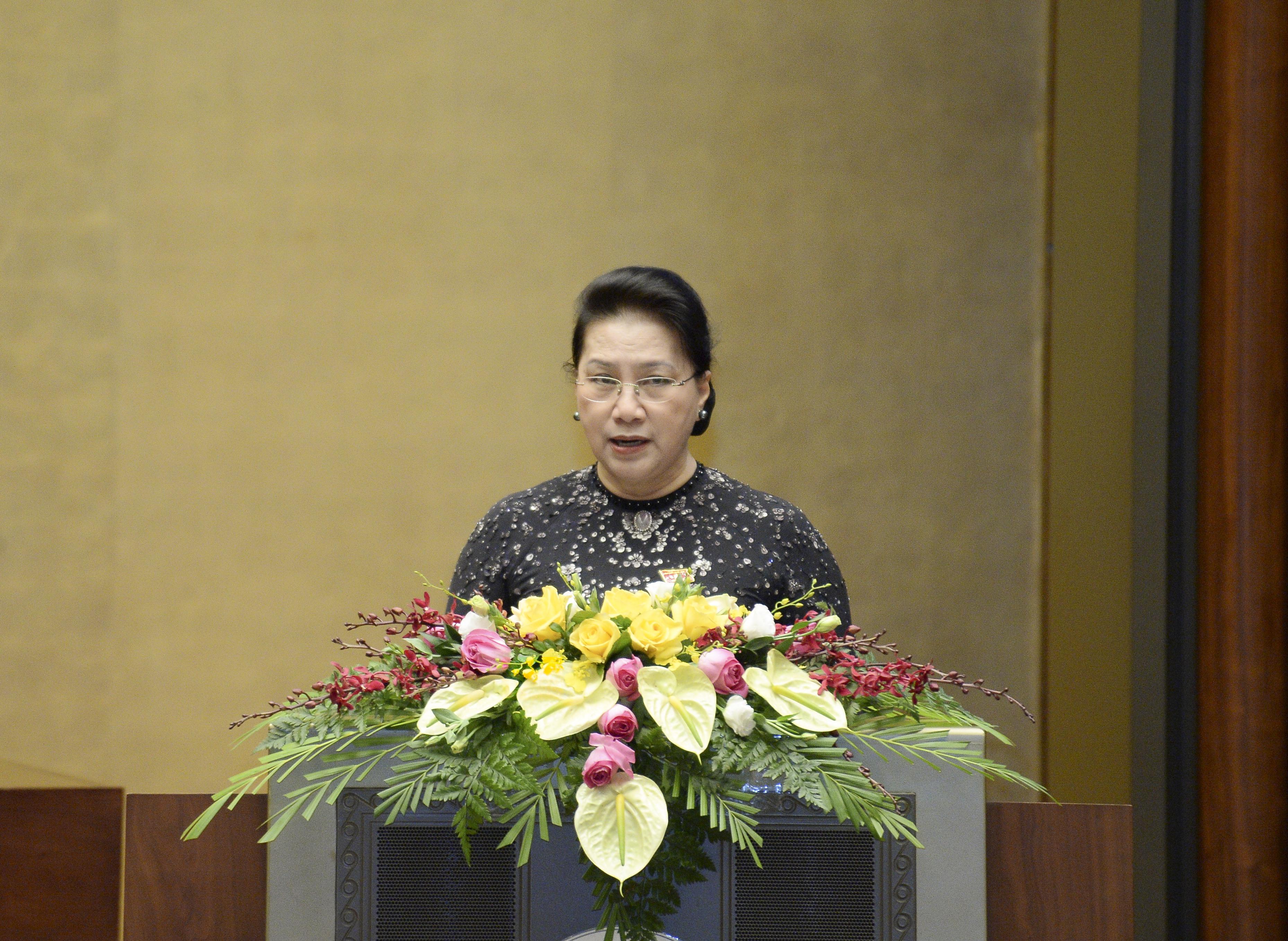 Khai mạc Kỳ họp thứ 10, Quốc hội khóa XIV dưới hình thức trực tuyến