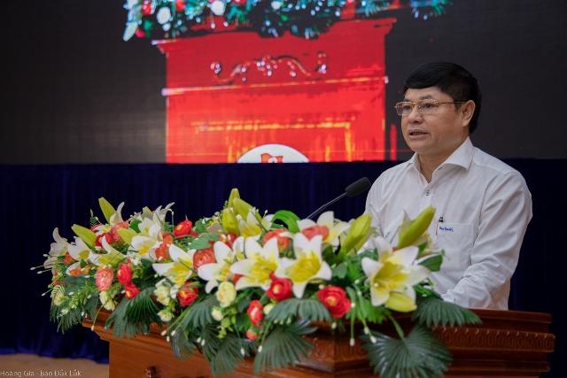 Hội nghị trực tuyến thông báo nhanh kết quả Đại hội đại biểu Đảng bộ tỉnh lần thứ XVII, nhiệm kỳ 2020-2025