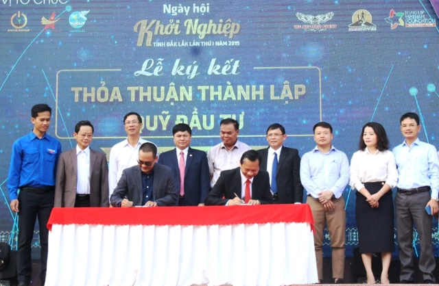 Kế hoạch tổ chức Ngày hội khởi nghiệp đổi mới sáng tạo tỉnh Đắk Lắk năm 2020
