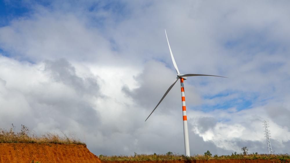 Đề nghị bổ sung Dự án nhà máy điện gió Thắng Lợi Đắk Lắk quy mô hơn 2.000 tỷ