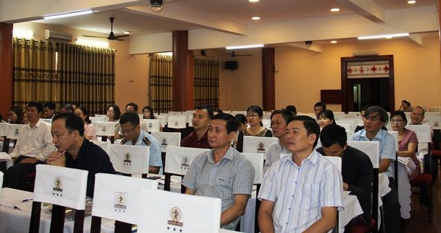 Bồi dưỡng về cải cách hành chính cho lãnh đạo các cơ quan, đơn vị, địa phương