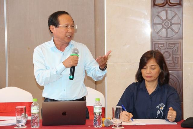 Hội thảo tham vấn sản xuất cà phê thông minh, kết hợp phục hồi rừng ở vùng lưu vực sông Sêrêpốk, tỉnh Đắk Lắk