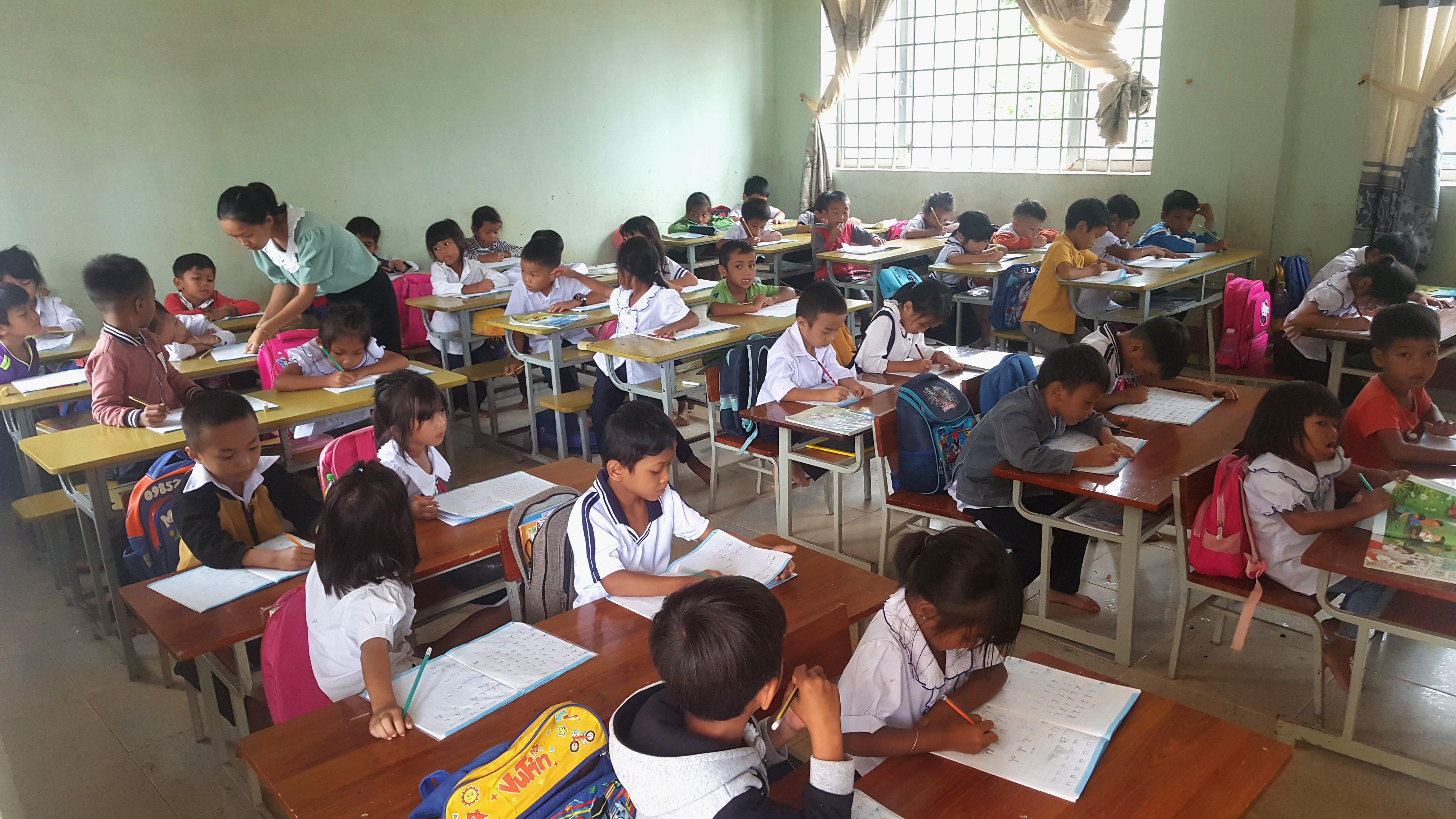 Những cô giáo tâm huyết với giáo dục vùng sâu