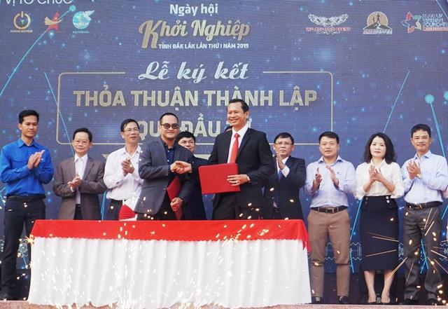 Nhiều hoạt động thiết thực tại Ngày hội khởi nghiệp Đắk Lắk năm 2020