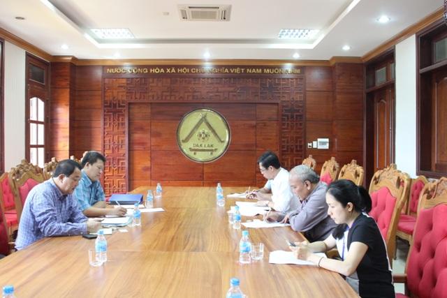 UBND tỉnh làm việc với Ngân hàng ADB để triển khai Dự án hỗ trợ phát triển khu vực biên giới.