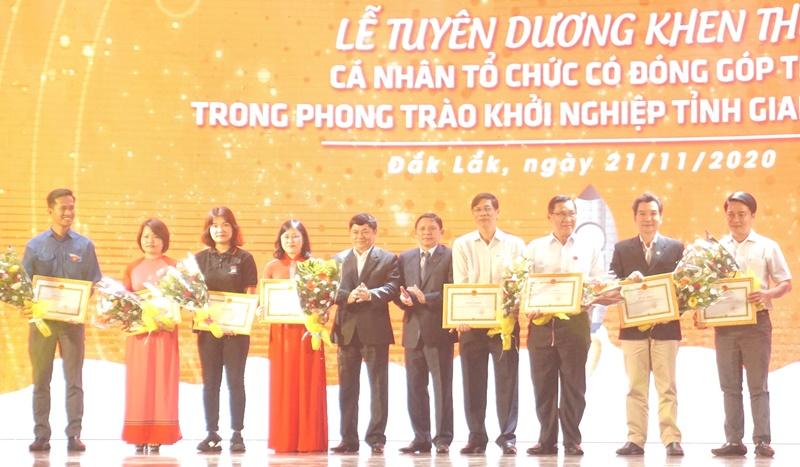 Bế mạc Ngày hội khởi nghiệp đổi mới sáng tạo tỉnh Đắk Lắk năm 2020
