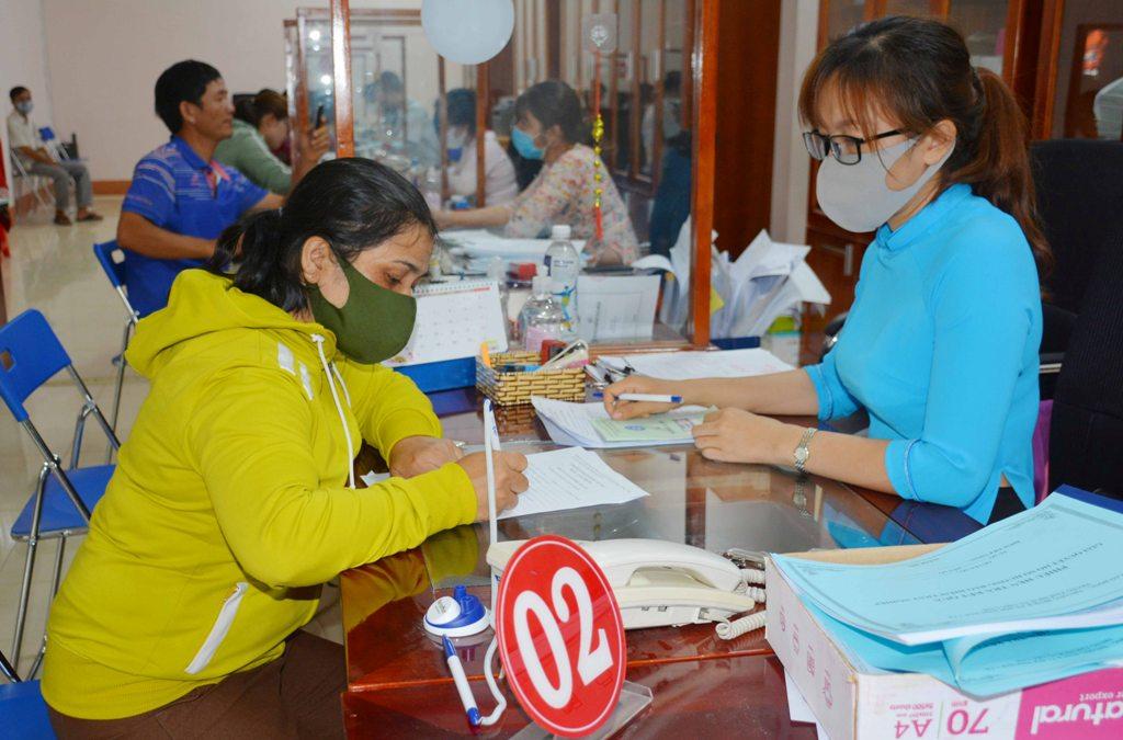 Đắk Lắk gần 7.500 hồ sơ xin hỗ trợ thất nghiệp