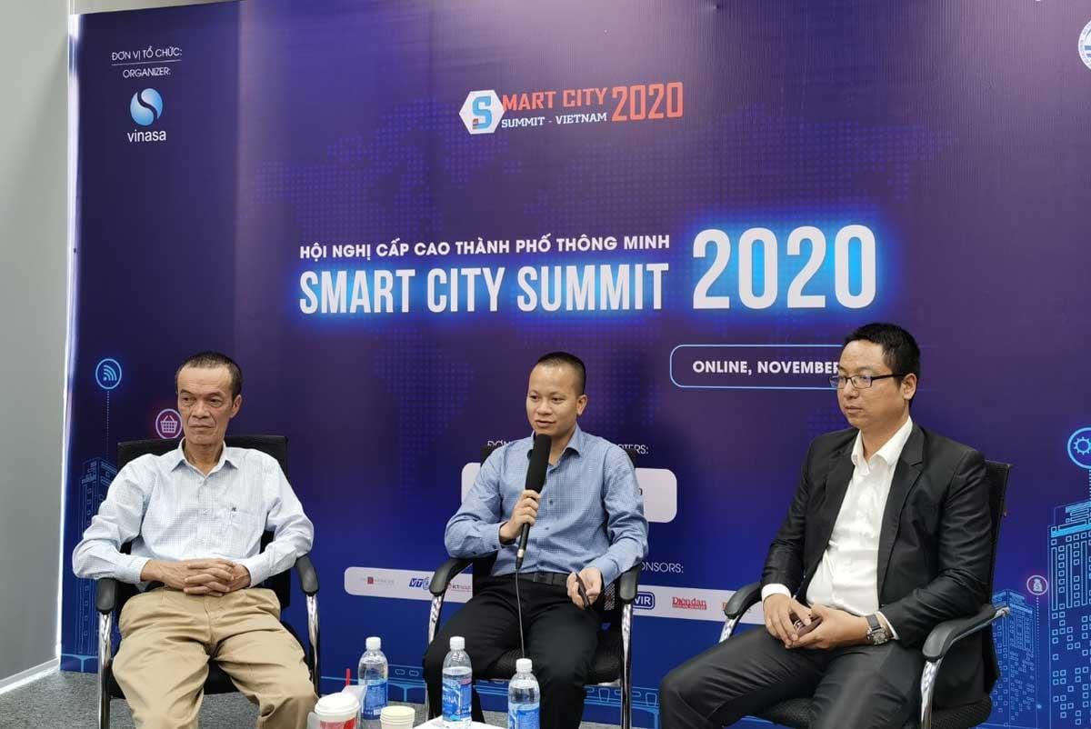 Hội nghị cấp cao trực tuyến về thành phố thông minh năm 2020