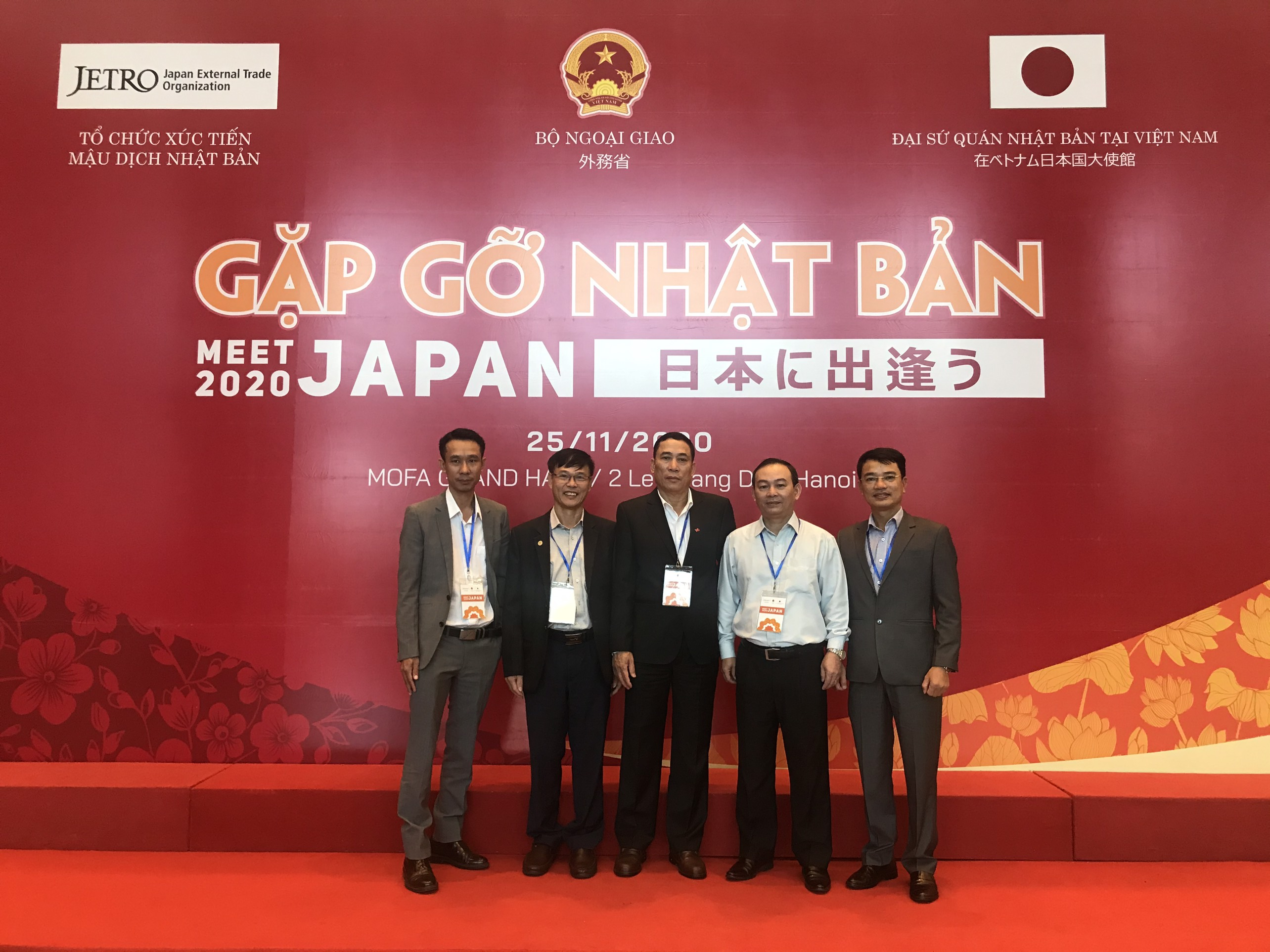 "Dak Lak attends ""Meet Japan 2020"" conference"