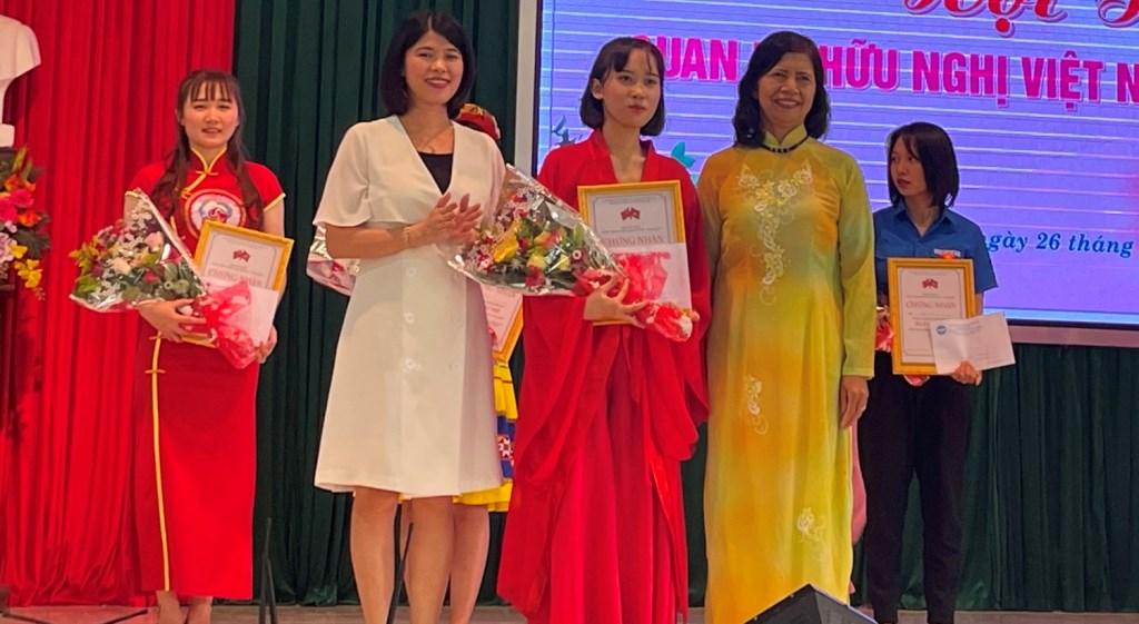 Hội thi tìm hiểu quan hệ hữu nghị Việt Nam - Trung Quốc