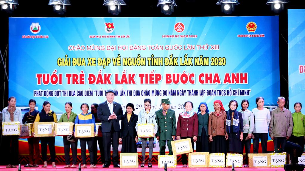 Phát động đợt thi đua cao điểm chào mừng kỷ niệm 90 năm ngày thành lập Đoàn TNCS Hồ Chí Minh