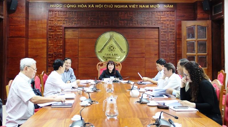 Ban Văn hóa - Xã hội, HĐND tỉnh thẩm tra các nội dung trình kỳ họp thứ 11, khóa IX