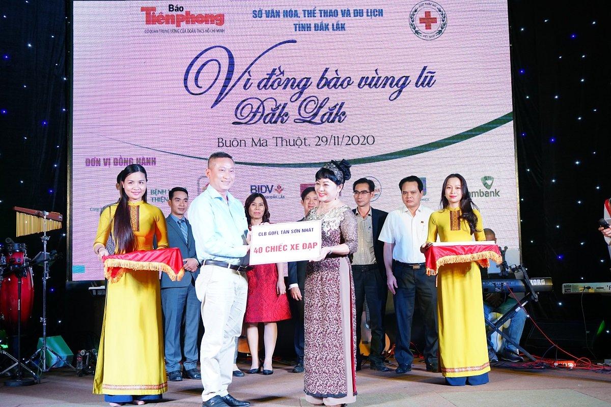 Kêu gọi gần 600 triệu ủng hộ đồng bào vùng lũ Đắk Lắk