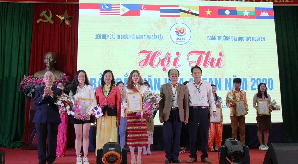 Hội thi Bản sắc văn hóa ASEAN năm 2020