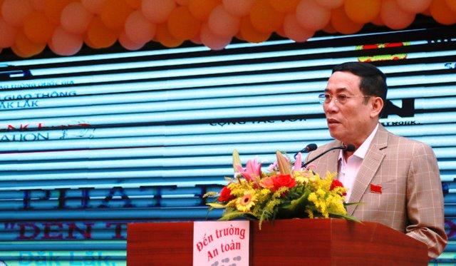 """Đắk Lắk tham gia dự án """"Đến trường an toàn"""" cho học sinh tiểu học"""