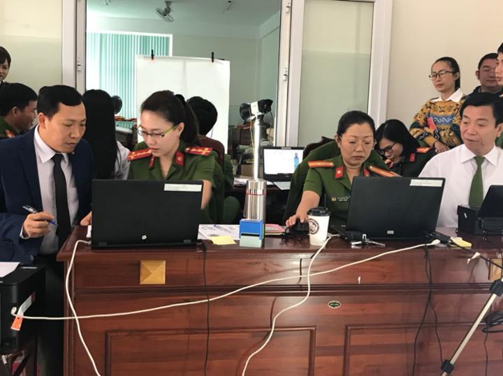 Cấp thẻ Căn cước công dân gắn chíp điện tử trên địa bàn tỉnh Đắk Lắk