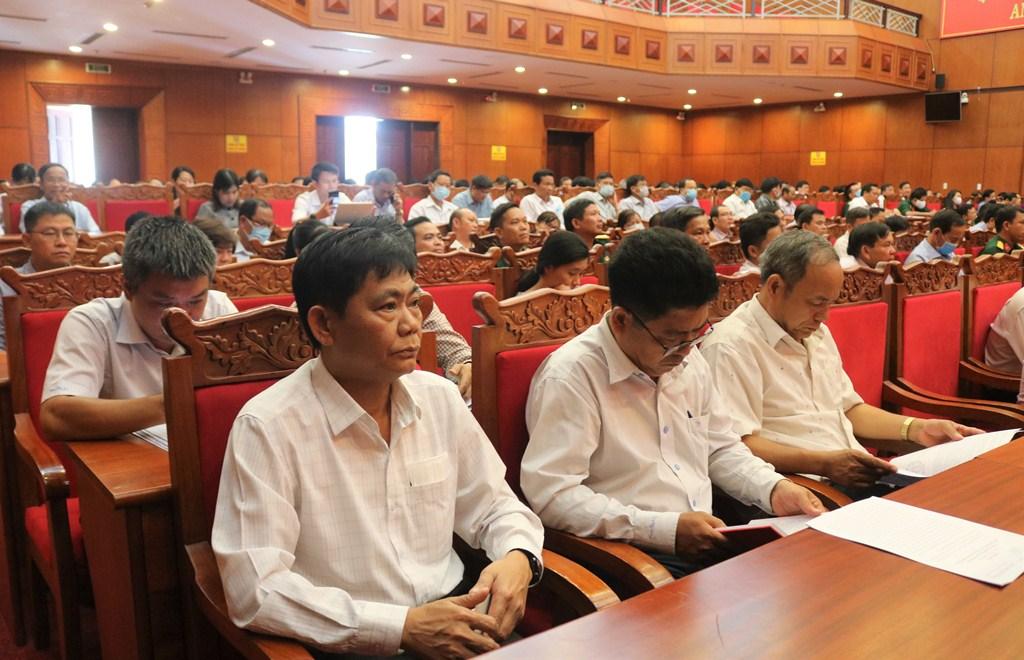 Kế hoạch tổ chức học tập, quán triệt, tuyên truyền các văn bản của Trung ương, của Tỉnh ủy đợt I/2021