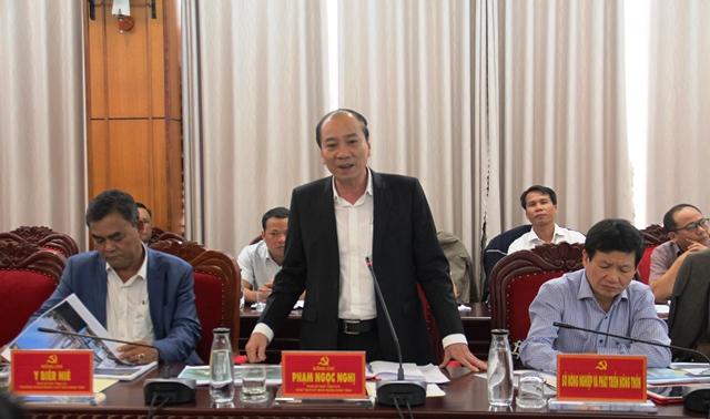 Thường trực Tỉnh ủy làm việc với Tập đoàn Tân Hoàng Minh và Tập đoàn Tân Á Đại Thành