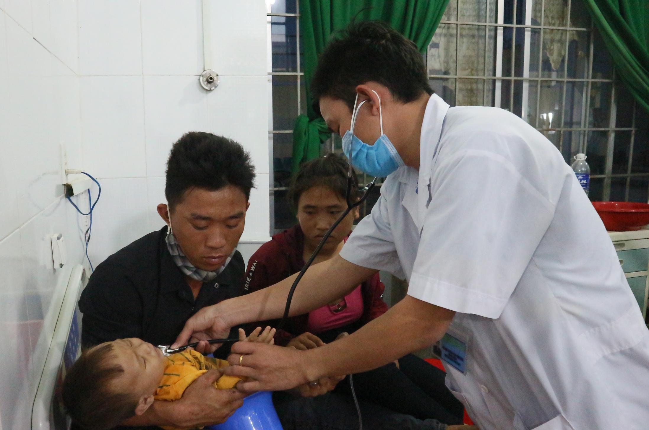 Huyện Ea Súp: Triển khai cấp bách công tác phòng chống bệnh tiêu chảy cấp do Rotavirus