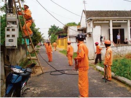 Triển khai thực hiện Công văn số 4136/BCT-TCNL, ngày 16/5/2016 của Bộ Công Thương về thỏa thuận Dự án Cấp đện nông thôn từ lưới điện quốc gia tỉnh Đắk Lắk