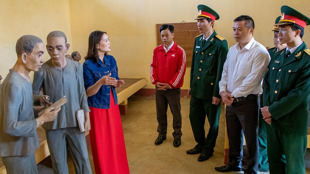 Lễ Tri ân các chiến sỹ cách mạng tại Nhà đày Buôn Ma Thuột