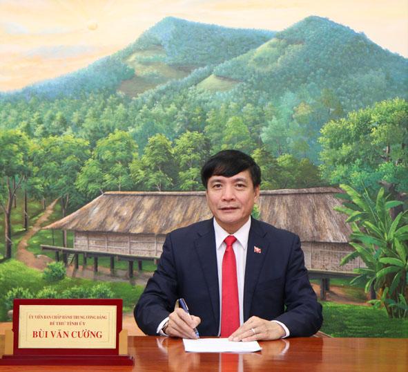 Đắk Lắk quyết tâm đột phá, thực hiện thắng lợi chỉ tiêu phát triển kinh tế - xã hội năm 2021