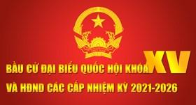 Hướng dẫn tuyên truyền cuộc bầu cử đại biểu Quốc hội khóa XV và đại biểu HĐND các cấp nhiệm kỳ 2021 - 2026 - Chi tiết tin - Trang chủ