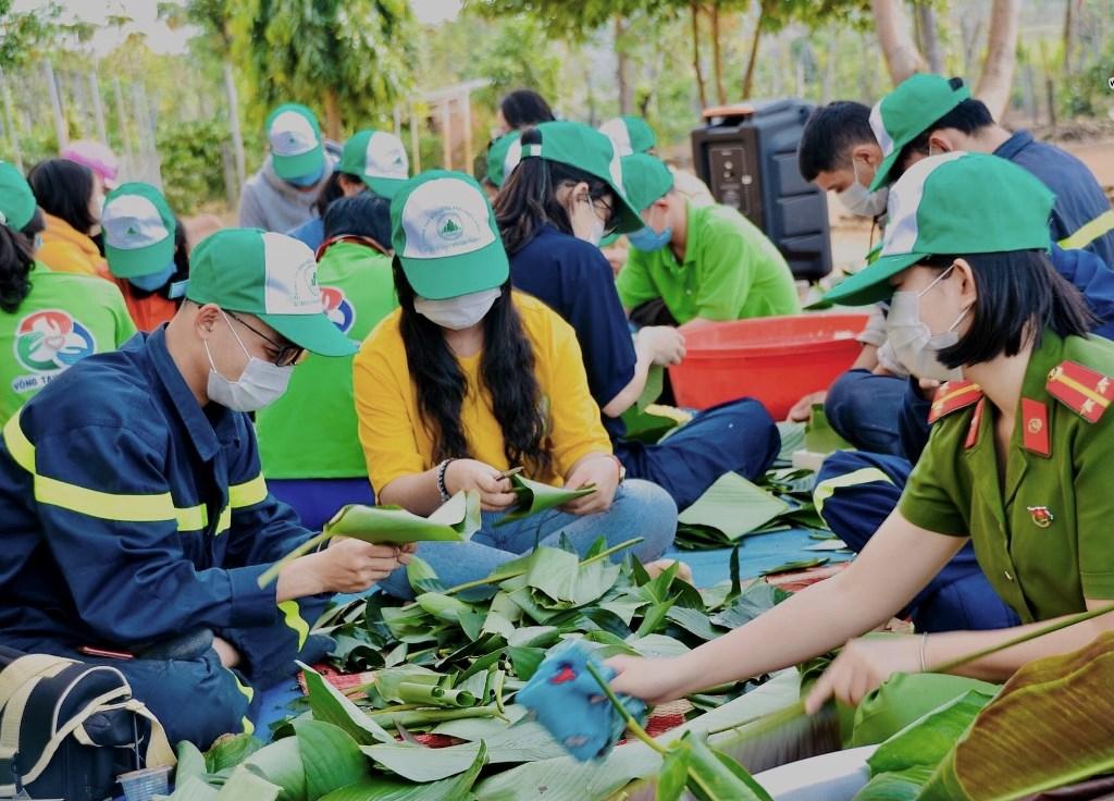 Xuân tình nguyện 2021: Lan tỏa nghĩa cử tốt đẹp của tuổi trẻ