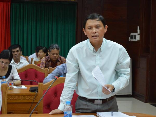 Hội nghị Giao ban báo chí và Họp báo định kỳ tháng 5/2016