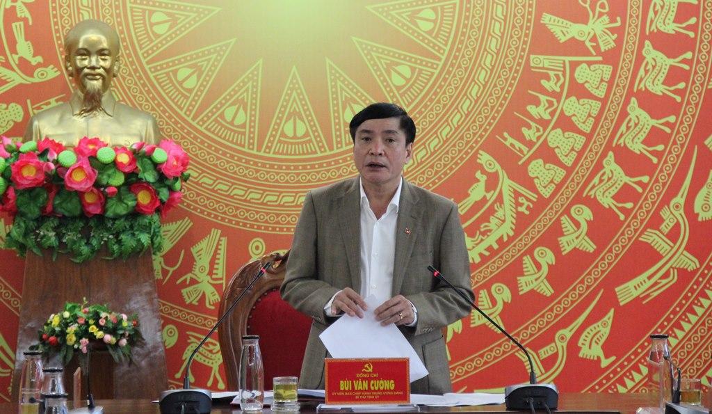 Họp Ban Chỉ đạo cuộc bầu cử đại biểu Quốc hội khóa XV và đại biểu HĐND các cấp, nhiệm kỳ 2021-2026