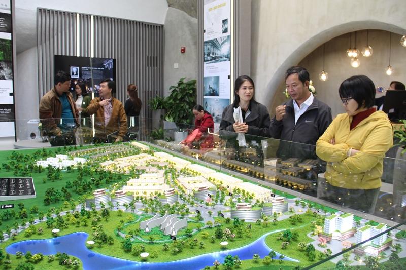 Dự án thành phố cà phê thu hút các đối tác hàng đầu thế giới