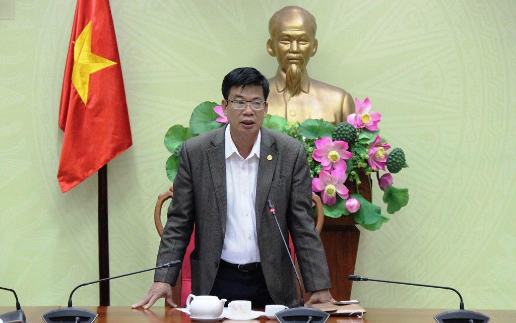 Tập trung thực hiện đúng tiến độ các nhiệm vụ do UBND tỉnh, Chủ tịch UBND tỉnh giao