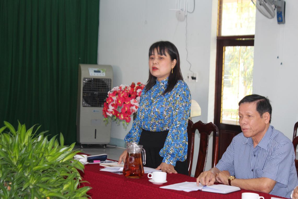 Đoàn công tác của UBND tỉnh và Hội hữu nghị Việt Nam – Campuchia tỉnh làm việc tại huyện Buôn Đôn