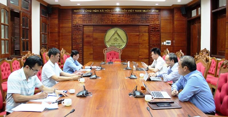 Đắk Lắk sẽ tổ chức hội thảo chuyên đề về chuyển đổi số quy mô khu vực miền Trung- Tây Nguyên