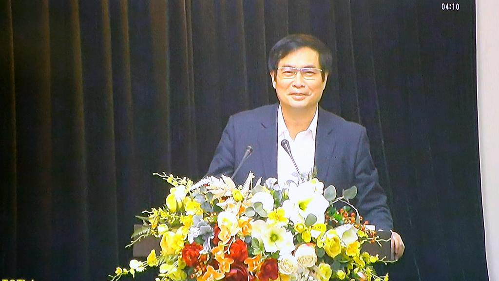 Hội nghị trực tuyến báo cáo viên tháng 3 năm 2021