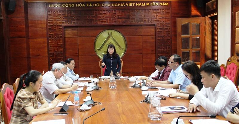 Ban Văn hóa – Xã hội thẩm tra Nghị quyết về hỗ trợ kinh phí cho Qũy Bảo trợ Trẻ em tỉnh giai đoạn 2021-2025
