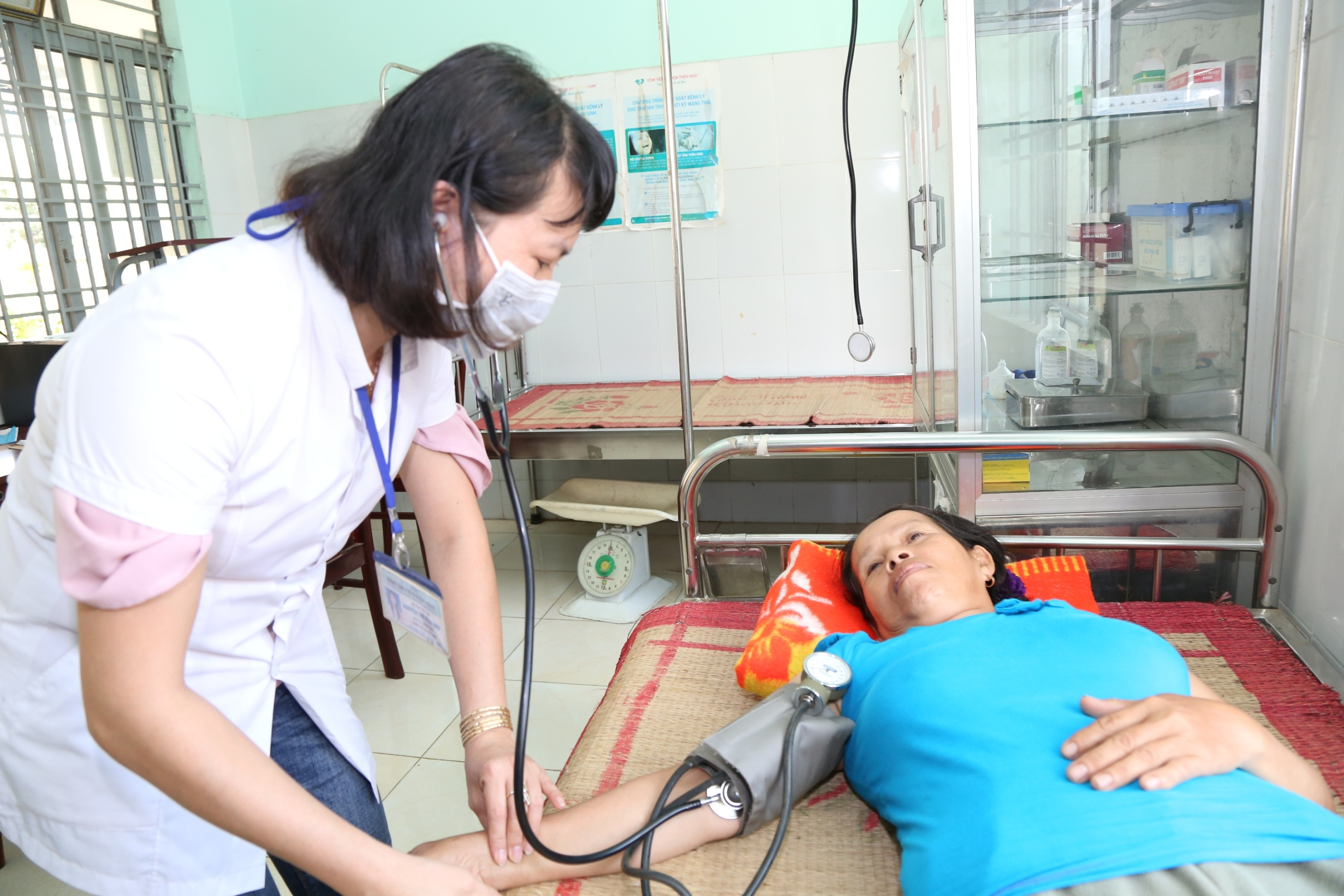 Khó khăn trong việc quản lý bệnh không lây nhiễm tại cộng đồng