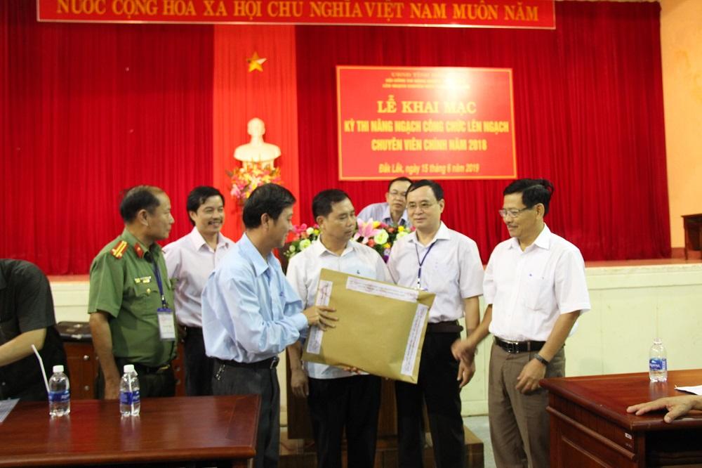 Kế hoạch tổ chức thi nâng ngạch công chức lên chuyên viên chính tỉnh Đắk Lắk 2021