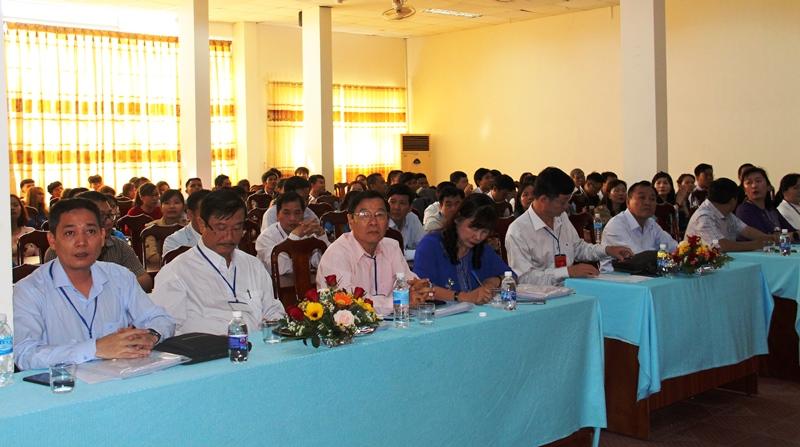 Khai mạc Hội giảng nhà giáo giáo dục nghề nghiệp tỉnh Đắk Lắk năm 2021