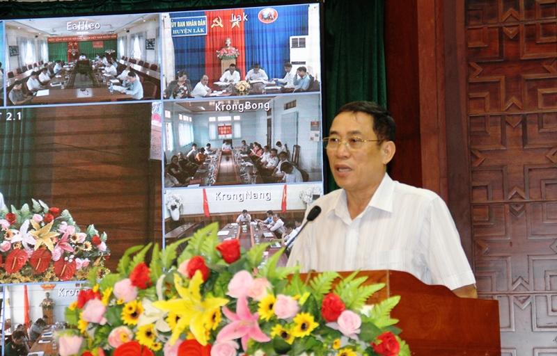 UBND tỉnh họp Phiên thường kỳ tháng 03 năm 2021