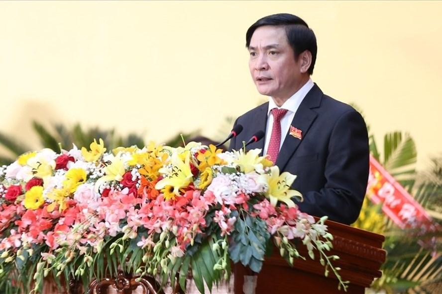Bí thư Tỉnh ủy Đắk Lắk Bùi Văn Cường được bầu làm Tổng Thư ký Quốc hội với số phiếu tuyệt đối