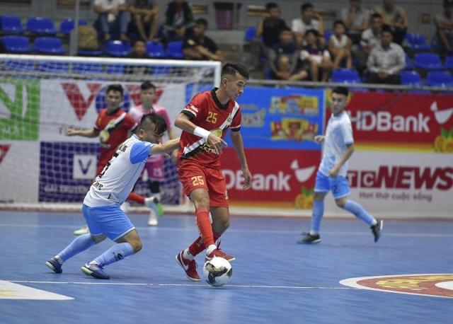 Kết thúc lượt 4 VCK giải Futsal HDBank VĐQG 2021: Sahako, Zetbit Sài Gòn FC và Thái Sơn Bắc chiếm lĩnh 3 thứ hạng đầu