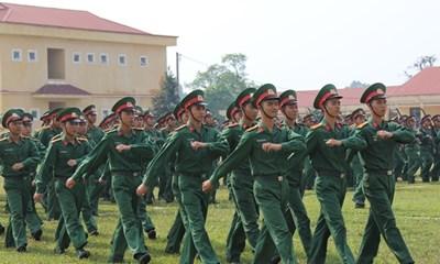 Kế hoạch tổ chức sơ kết 06 năm thực hiện Luật Nghĩa vụ quân sự năm 2015 giai đoạn 2016-2021.