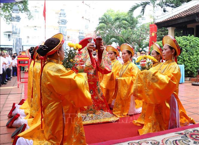Tuyên truyền Lễ Giỗ Tổ Hùng Vương năm Tân Sửu 2021