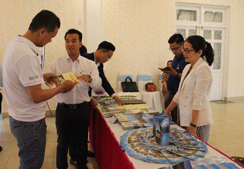 Phu Yen - Dak Lak promote tourism