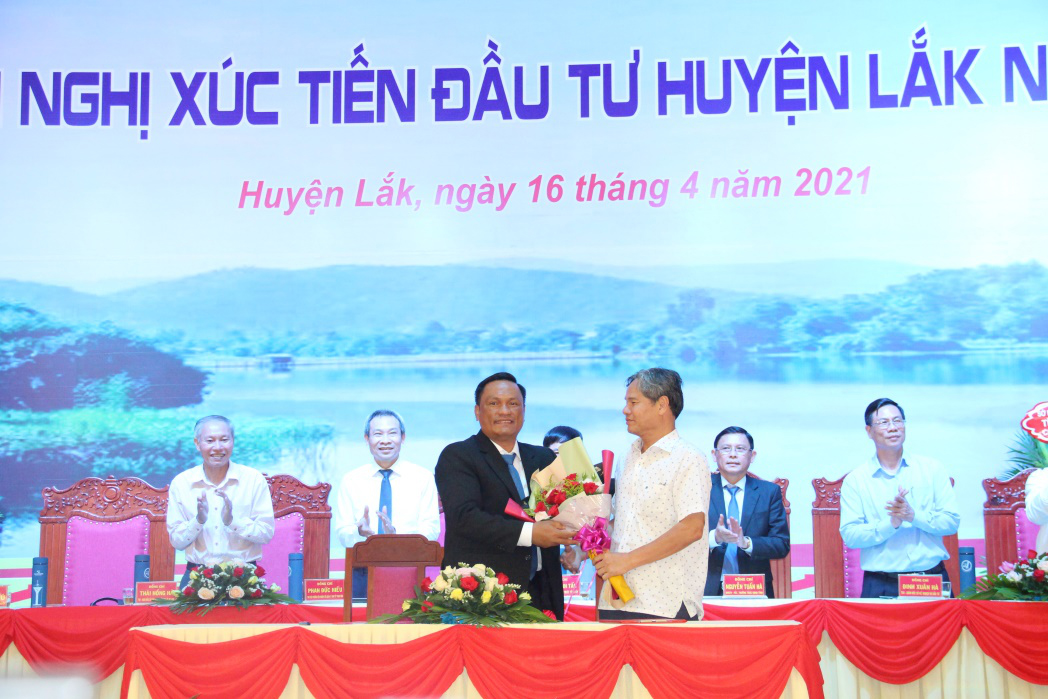 Lak district attracts nearly VND 1,450 billion in projects
